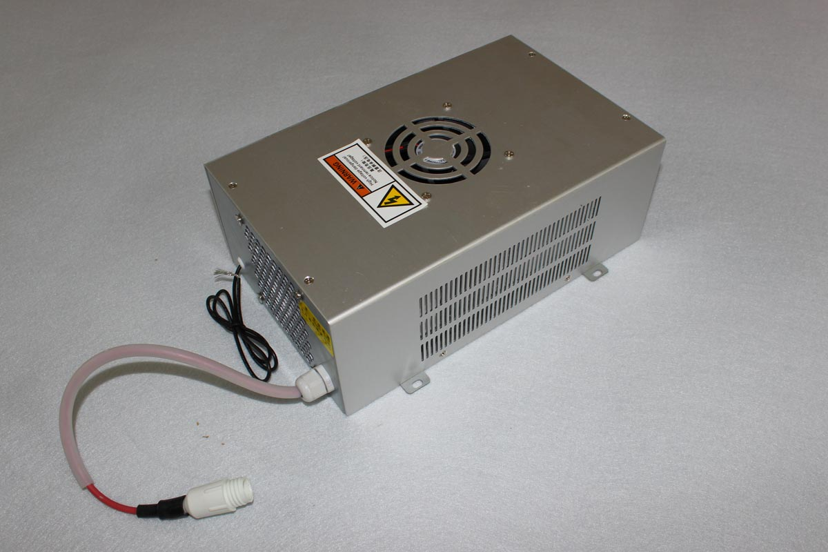 80w laser power supply